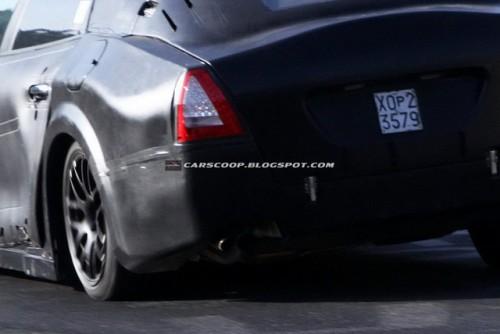 Maserati Quattroporte Sedan